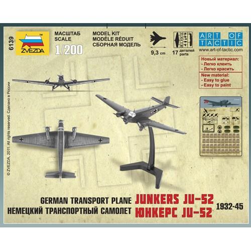JUNKERS JU-52 3m 1/200