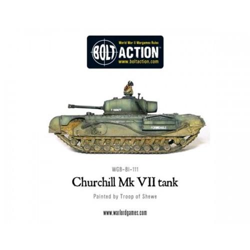 CARRO DE COMBATE CHURCHILL MK-VII