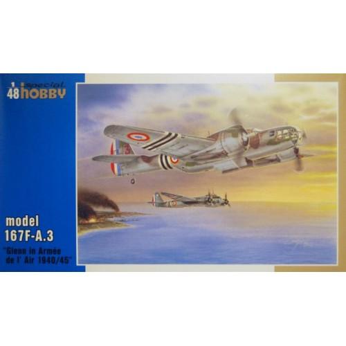 MARTIN MARYLAND Model 167 F-A.3 (Francia) -Escala 1/48- Special Hobby SH48114
