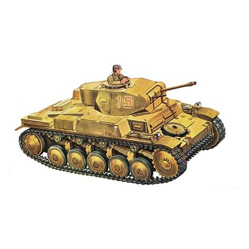CARRO DE COMBATE SD.KFZ. 121 PANZER II Ausf. F