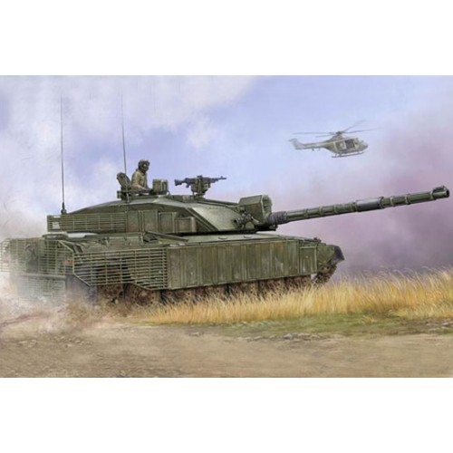 CARRO DE COMBATE CHALLENGER 2 (Enhanced Armour)