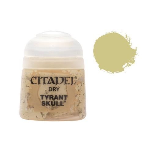 Dry: TYRANT SKULL (12 ml) - Games Workshop 23-10