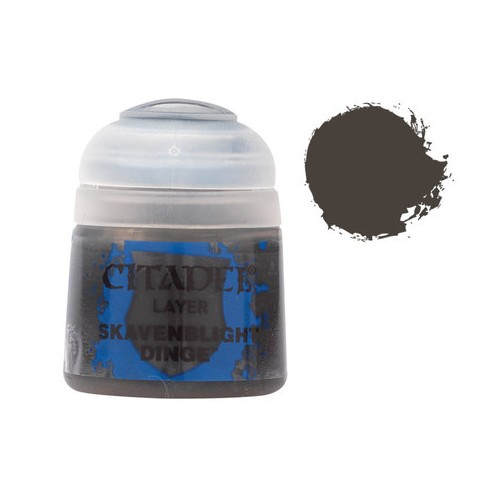 PINTURA ACRILICA SKAVENBLIGHT DINGE (12 ml)