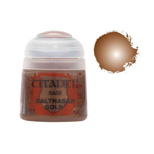 PINTURA ACRILICA BASE BALTHASAR GOLD (12 ml)