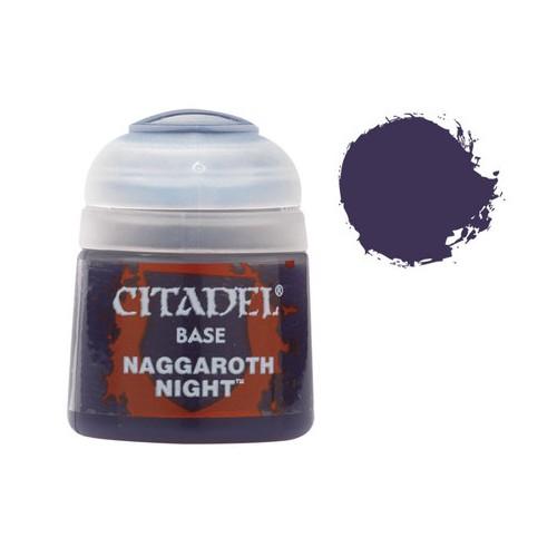 PINTURA ACRILICA BASE NAGGAROTH NIGHT (12 ml)