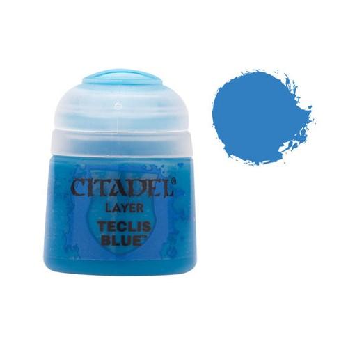 PINTURA ACRILICA LAYER TECLIS BLUE (12 ml)
