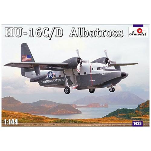 GRUMMAN HU-16 C/D ALBATROS -Escala 1/144- AMODEL 1423
