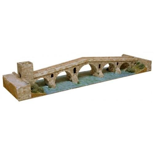 PUENTE LA REINA (115 x 660 x 350 mm) 1/150