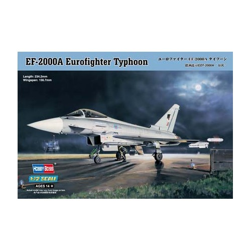 EUROFIGHTER EF-2000 A TYPHOON (C/ ESP)