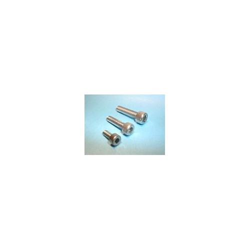 TORNILLO CABEZA CILINDRICA ALLEN (3 x 25 mm) 10 unidades