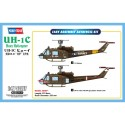 BELL UH-1 C HUEY escala 1/48 - hobbyboss 85803