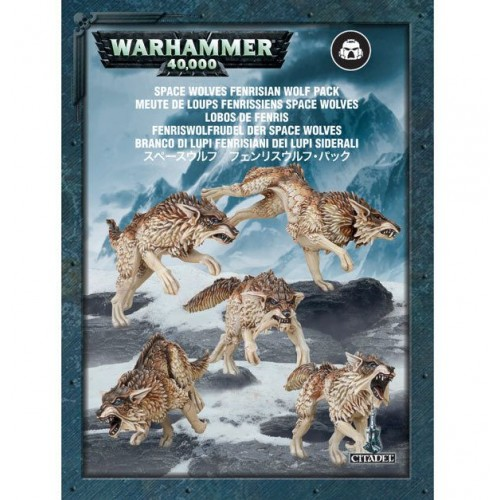 SPACE WOLVES LOBOS DE FENRIS
