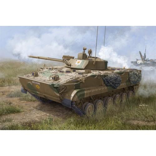 VEHICULO DE COMBATE DE INFANTERIA BMP-3 (Chipre) - Trumpeter 01534
