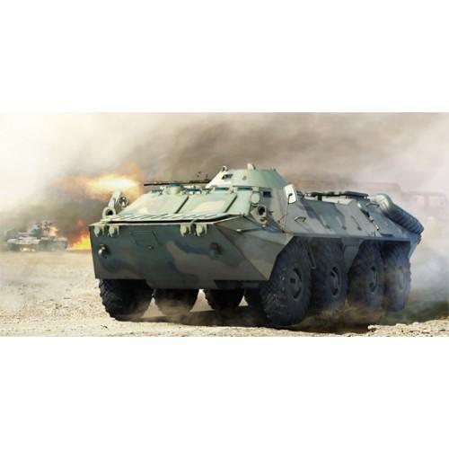 TRANSPORTE DE TROPAS BTR-70 Late -Escala 1/35- Trumpeter 01591