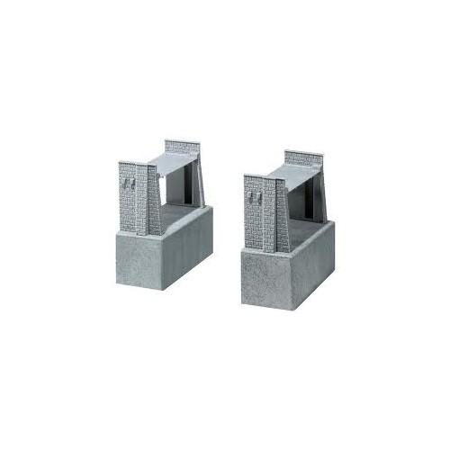 SET CABEZERAS PUENTE (60 x 118 x 142 mm) 2 unidades