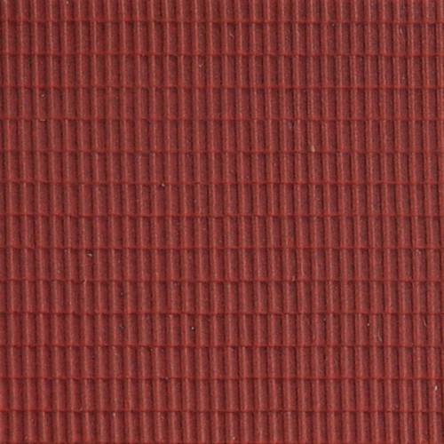 PLANCHA TEJADO ROJO H0 (120 x 200 mm) 1/87 KIBRI 34142