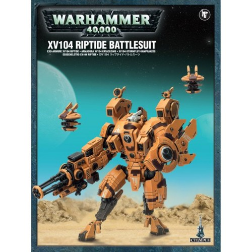 TAU ARMADURA XV104 RIPTIDE GAMES WORKSHOP 5613