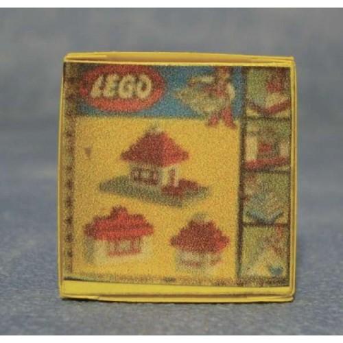 CAJA DE LEGO escala 1/12