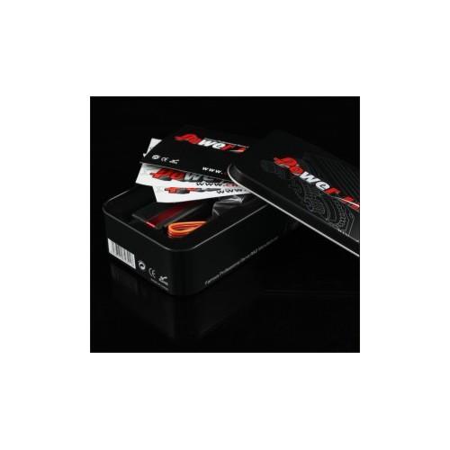 SERVO DIGITAL PIÑONERIA TITANIO/ALUMINIO 13,5KG 0,10s 6V (40,3X20,2X37,2MM)