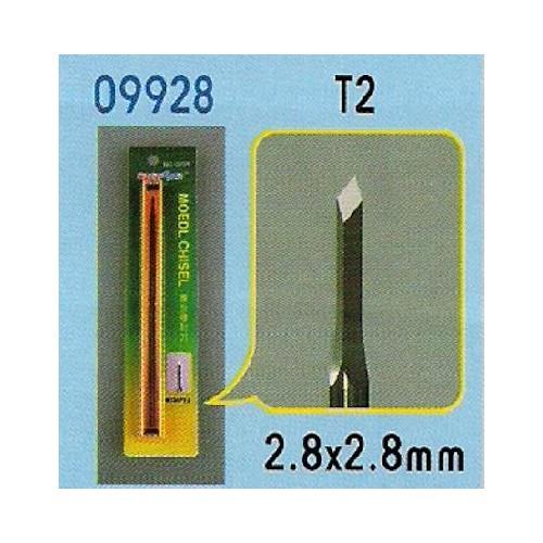 FORMON PARA MODELISMO DIAMANTE T2 (2,8 mm) - Trumpeter Master Tools 09928