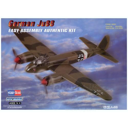 JUNKERS JU-88 C-6 -1/72 - Hobbyboss 80297