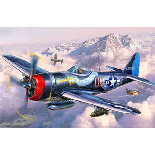 REPUBLIC P-47 M THUNDERBOLT -1/72- Revell 03984
