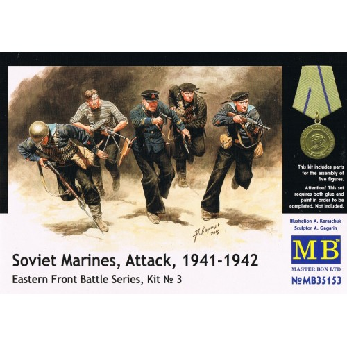 MARINES SOVIETICOS 1.941-1.942