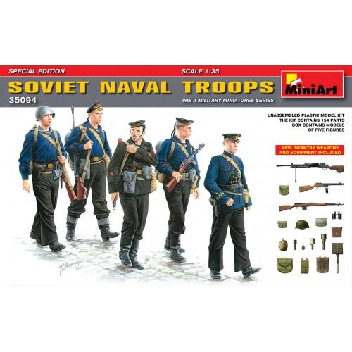 TROPAS INFANTERIA NAVAL SOVIETICA (Ed. Especial)