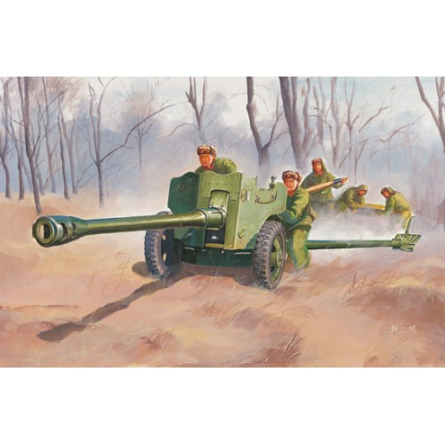 CAÑON DIVISIONAL Type 56 (85 mm) - Trumpeter 02340