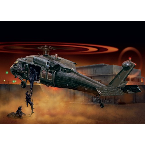 SIKORSKY UH-60 BLACK HAWK NIGHT RAID