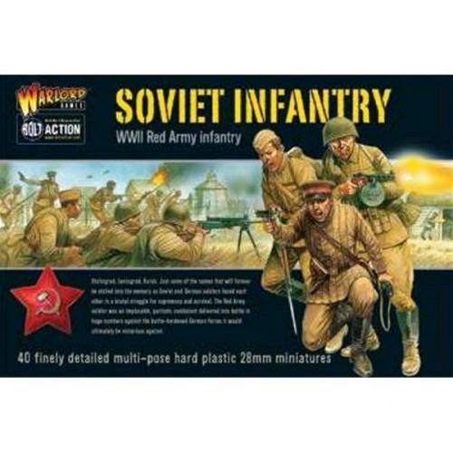 INFANTERIA SOVIETICA