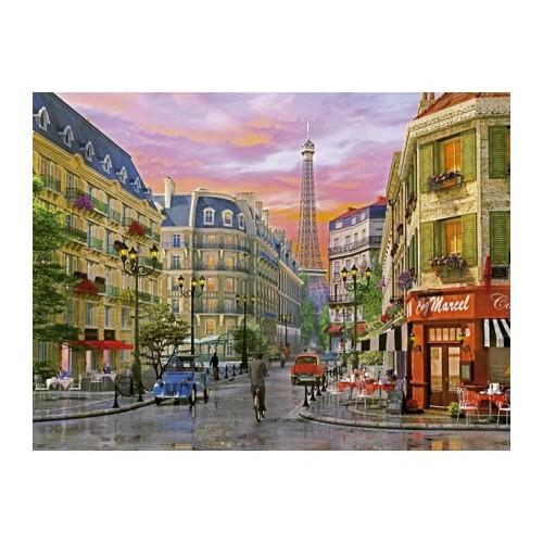 PUZZLE 5000 PZS RUE PARIS, D. Davison