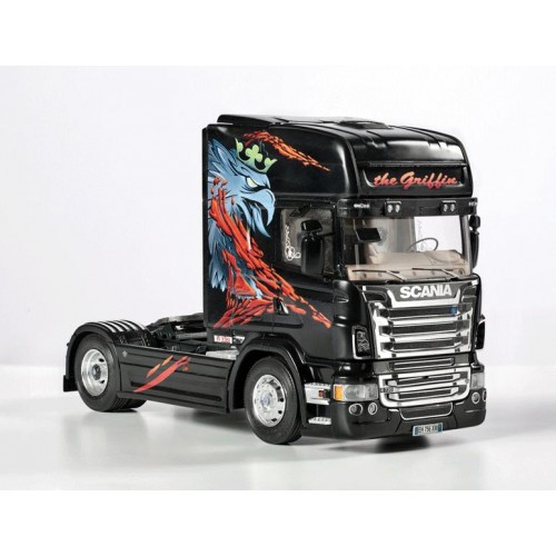 CAMION SCANIA R730 THE GRIFFIN - escala 1/24 - italeri 3879