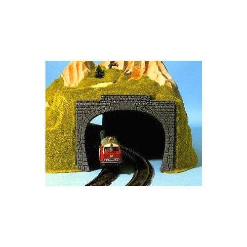 BOCA DE TUNEL DOBLE escala N (95 x 70 mm) 2 unidades