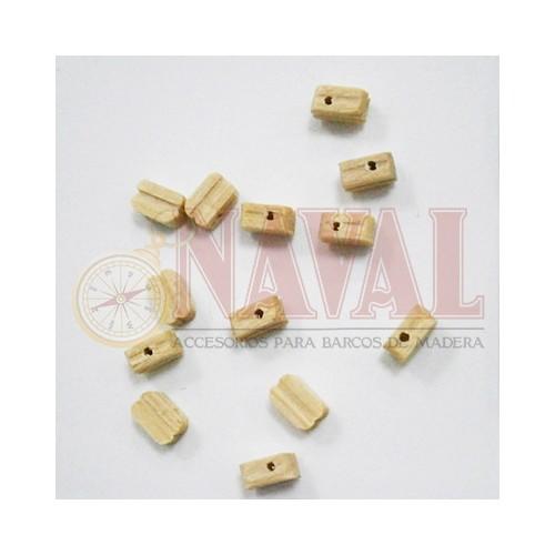 MOTON DE BOJ 3 mm (20 unidades) - Amati 408703