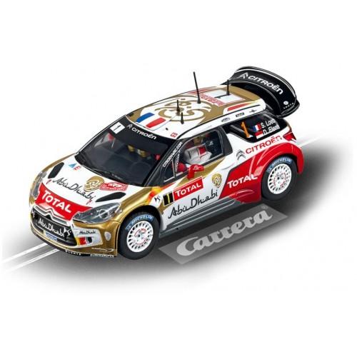 CITROEN DS3 WRC CITROEN TORAL ABU DHABI, Nº1