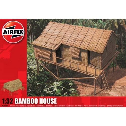 CASA DE BAMBOO -1/32- Airfix A06382