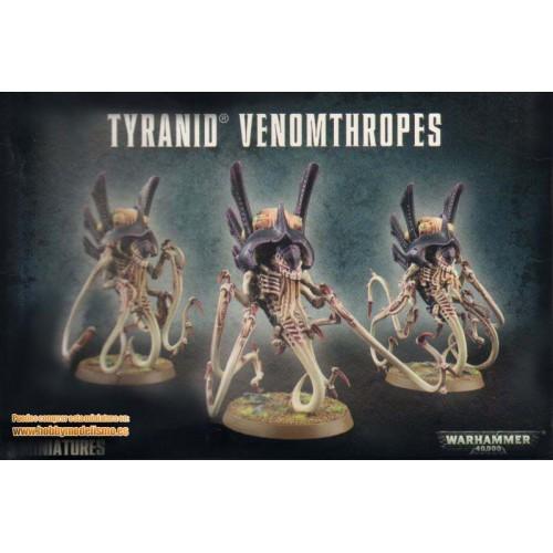 TYRANID VENONTROPOS (3) - GAMES WORKSHOP 51-22
