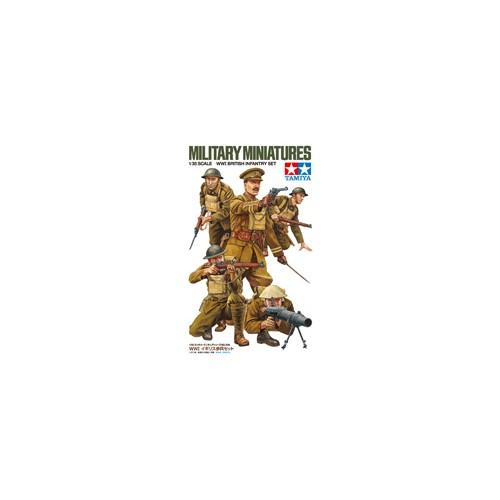 INFANTERIA BRITANICA 1ª Guerra Mundial - TAMIYA 35339