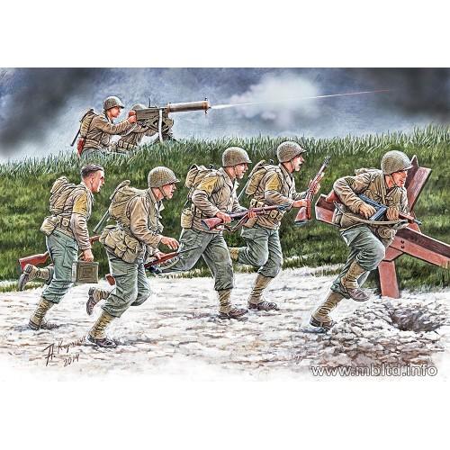 INFANTERIA U.S. ARMY, MOVE, MOVE, MOVE !!!