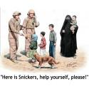 Modern Wars: TRIPULANTES U.S. ARMY & CIVILES AFGANISTAN - Master Box 35159