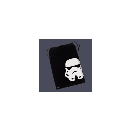X-WING BOLSA PARA DADOS STORMTROOPER (15,9 X 22,9 CMS)