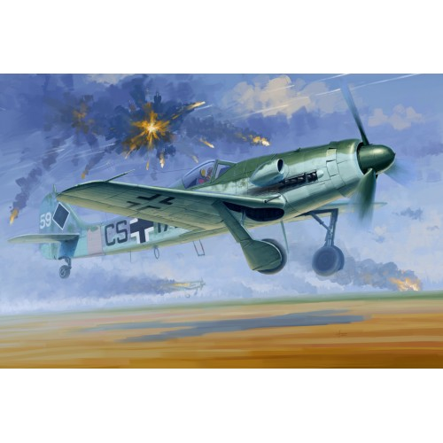 FOCKE-WULF Fw-190 D-12 -Escala 1/48- Hobby Boss 81719