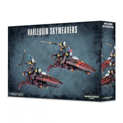 HARLEQUIN SKYWEAVERS - GAMES WORKSHOP 58-11
