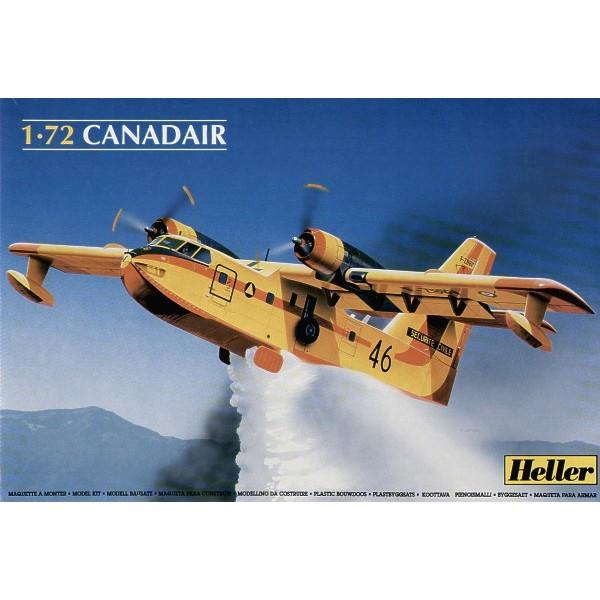 CANADAIR CL-215 -Escala 1/72- Heller 80373