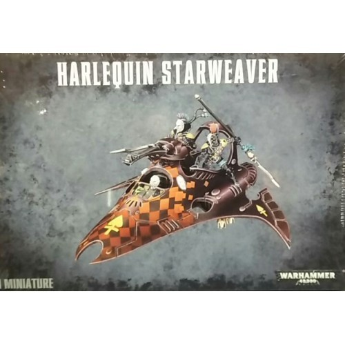 HARLEQUIN STARWEAVER - GAMES WORKSHOP 58-12