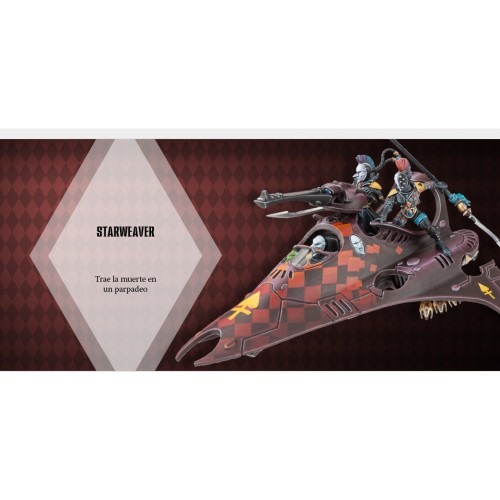 HARLEQUIN STARWEAVER - GAMES WORKSHOP 58-12