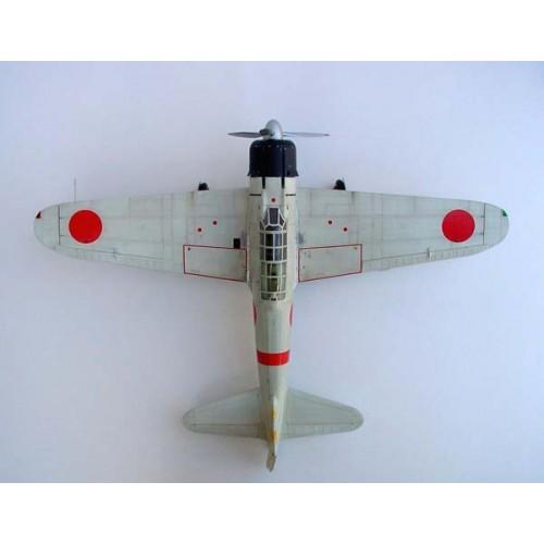 MITSUBISHI A6M2b Model 21 ZERO -Escala 1/24- Trumpeter 02405