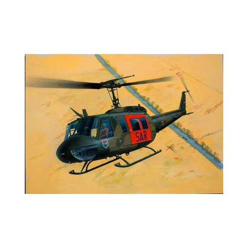 BELL UH-1D Huey (HEER) -1/72- Revell 04444