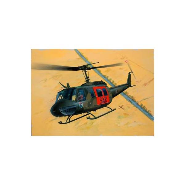BELL UH-1D Huey (HEER) -Escala 1/72- Revell 04444